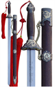 Picture of Six Golden Dragons Sword