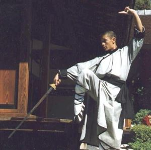 Picture of Shaolin Wudang Robe
