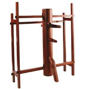 Picture of Wing Chun Training Dummy