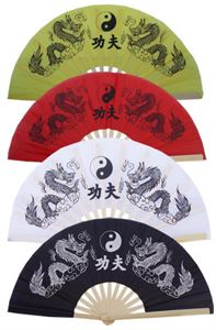 Picture of Twin Dragon Tai Chi/ Kung Fu Fan