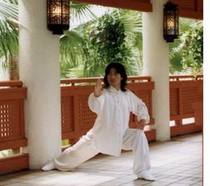 Picture of Custom Northern Style Kung fu Uniform