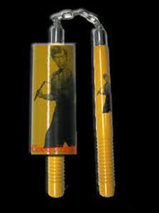 Picture of Bruce Lee Commemorative Nunchaku