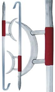 Picture of Traditional Double Tiger Hook Swords