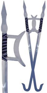 Picture of Double Tiger Hook Swords