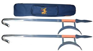 Picture of Traditional Tiger-Head Hook Swords