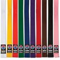 Picture of Proforce Double Wrap Solid Karate Belts