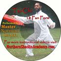 Picture of Tai Chi 18 Fan Form DVD