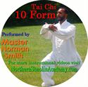 Picture of Tai Chi 10 Form -DVD