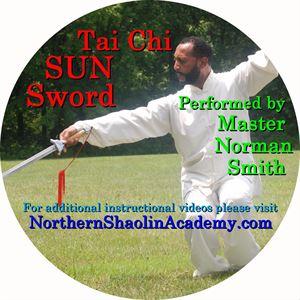 Picture of Sun Style Tai Chi Sword DVD