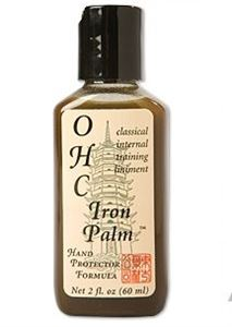 Picture of Iron Palm Liniment - 2 oz