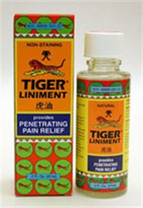 Picture of Tiger Liniment  -2 oz
