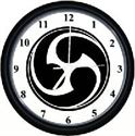 Picture of Okinawan Wall Clock