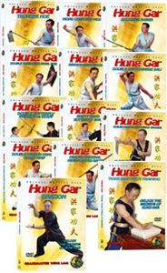 Picture of Complete Hung Gar Series DVD's