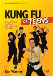 Picture of Kung Fu for Teens DVD