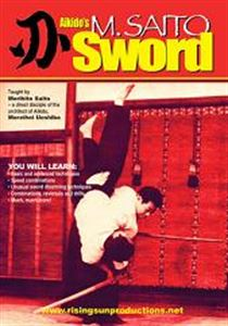 Picture of Aikidos M.Saito Sword DVD