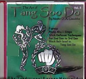 Picture of The Art of Tang Soo Do vol 3 DVD