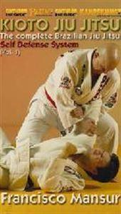 Picture of Brazilian Jiu-Jitsu Self Defense Vol.1 DVD