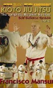 Picture of Brazilian Jiu-Jitsu Self Defense Vol.2 DVD