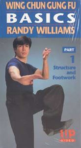 Picture of Wing Chun Gung-Fu Basics Part 1  Structure & Footwork DVD