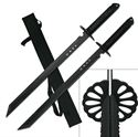 Picture of Twin Ninja Swords w/Should Strap