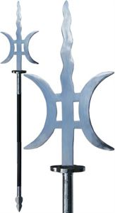 Picture of Traditional Double Sided Halberd