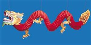 Picture of Dragon Decoration