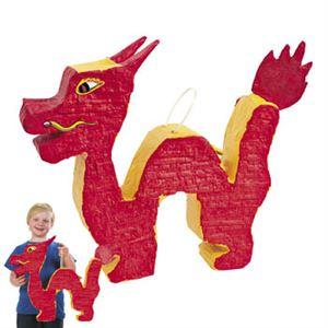 Picture of Martial arts Dragon Pinata