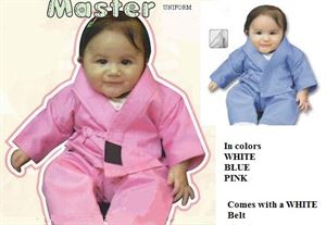Picture of Infant Karate Uniforms