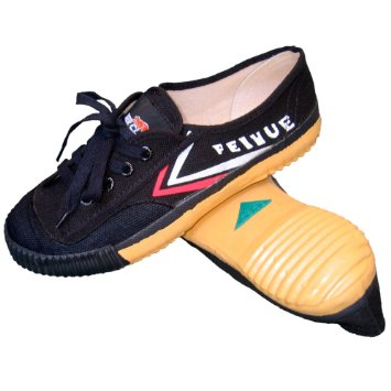 Black Kung Fu Wushu Shoes Feiyue Top One
