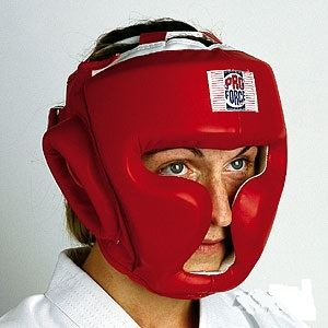 Picture of Vinyl Full Head guard