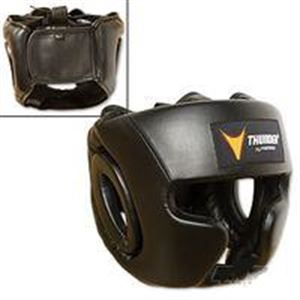 Picture of Thunder Vinyl Full-Face Boxing Head gear
