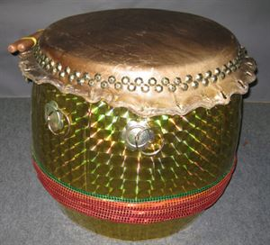 Picture of Lion Dance Deluxe Drum