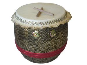 Picture of Southern Lion Dance Drum