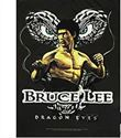 Picture of Bruce Lee Dragon Eyes -Poster