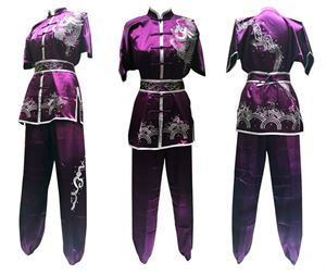 Picture of Kung fu & Wushu Uniform with Dragon Embroidery