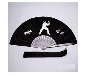 Picture of Ninja Fighting Fan