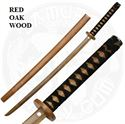 Picture of Samurai Wooden Bokken w/ Magnetic Lock