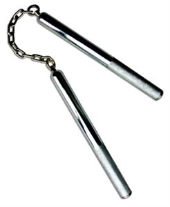 Picture of Stainless Steel Nunchaku -Silver