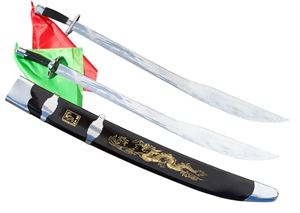 Picture of Traditional Twin Broadswords