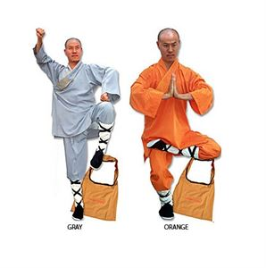 Picture of Complete Shaolin Monk Robe Set