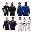 Picture of Koral Kimono MKM Competition Uniform