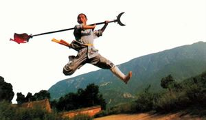 Picture of Shaolin Monk Spade-Stainless Steel