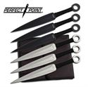 Picture of Perfect Point Throwing Knife Set