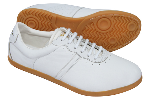 846248714370a Tai Chi Shoes- Leather