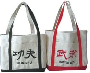 Picture of Martial arts Tot Bags