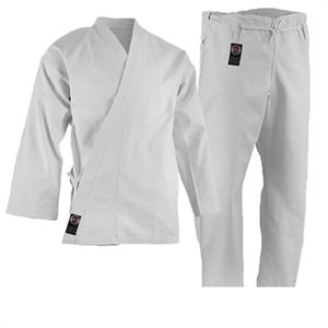 12 oz Heavy Weight Cotton Karate Pants Black Size 3
