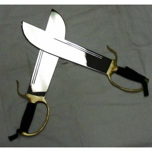 Picture of Combat Butterfly Knives with sheath