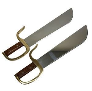 Picture of Premium Wing Chun Butterfly Knives