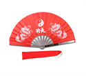 Picture of Stainless Steel Fan Red