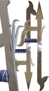 Picture of Mandarin Duck Double Hook (swords)